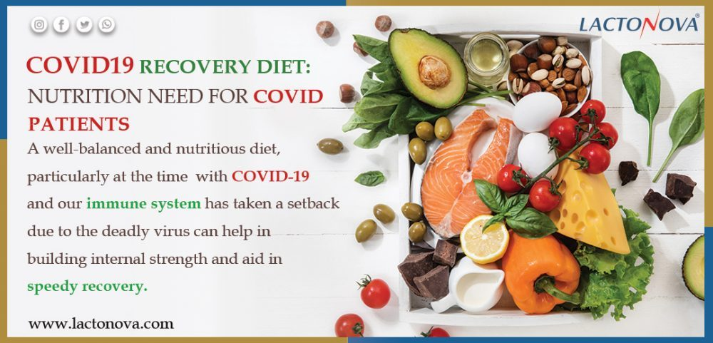NUTRITION NEED FOR COVID PATIENTS
